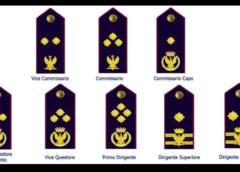 Nuovi distintivi di qualifica per gli appartenenti alla Polizia di Stato: dal 12 Luglio cambia aspetto l'uniforme.