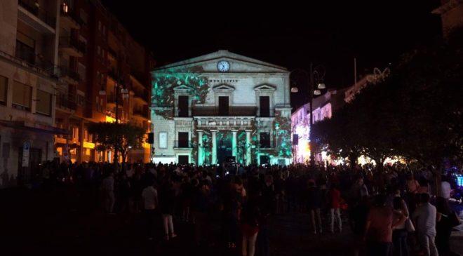 Enna, il Municipio prende vita: il 14 luglio un grande show di video mapping nel cuore della città.