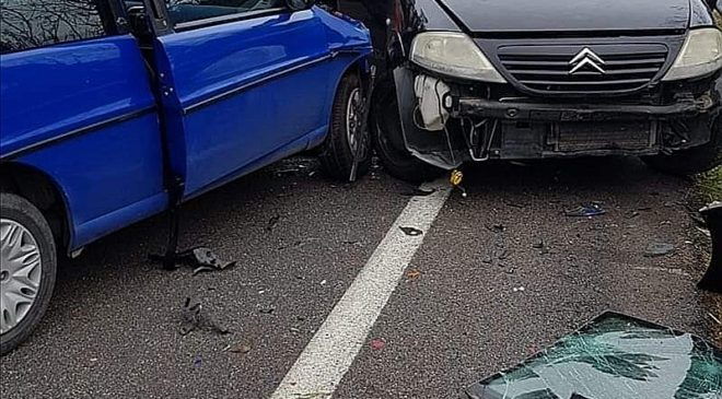 Ss117 Bis Piazza Armerina: GRAVE INCIDENTE  IN ZONA BELLIA, KM 35,5
