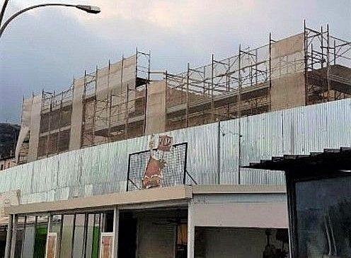 Enna, NULLA SI SA SUGLI SVILUPPI DEL FERMO LAVORI DELL'EX CASA DEL MIETITORE DI SANT'ANNA