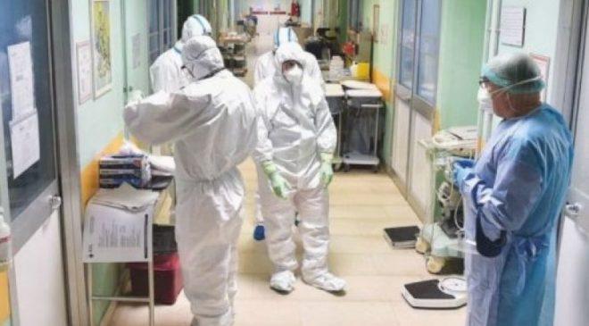 Emergenza Covid all'ASP di Enna: su 1250 infermieri, accettano contratto solo in 5.