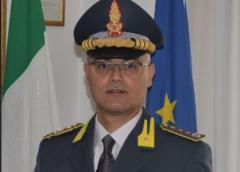 CAMBIO AL VERTICE DELLE FIAMME GIALLE Il Colonnello Alessandro Luchini è il nuovo Comandante Provinciale di Enna.
